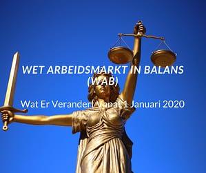 Miniuitzendbureau - Wet arbeidsmarkt in balans )WAB)